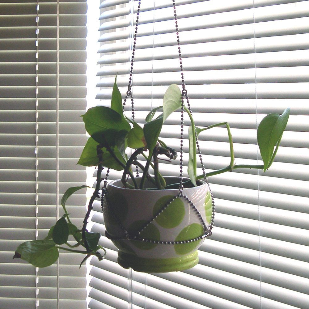 Ball Chain Plant Hanger Type