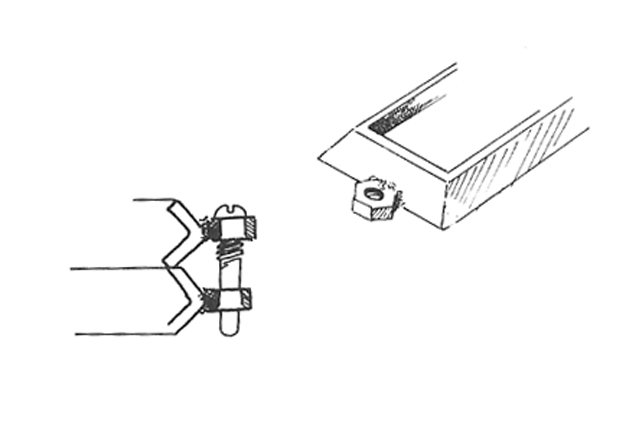 McCreight's illustration of the angle-iron flask concept.
